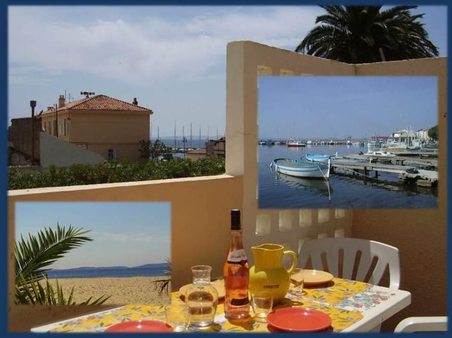 location vacances plage Hyeres Côte d'Azur