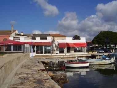port des Salins d'Hyères