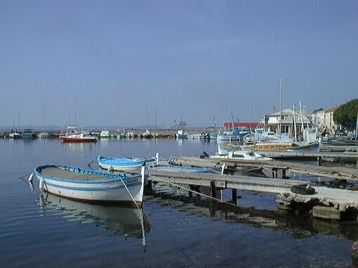 Port Pothuau Hyères