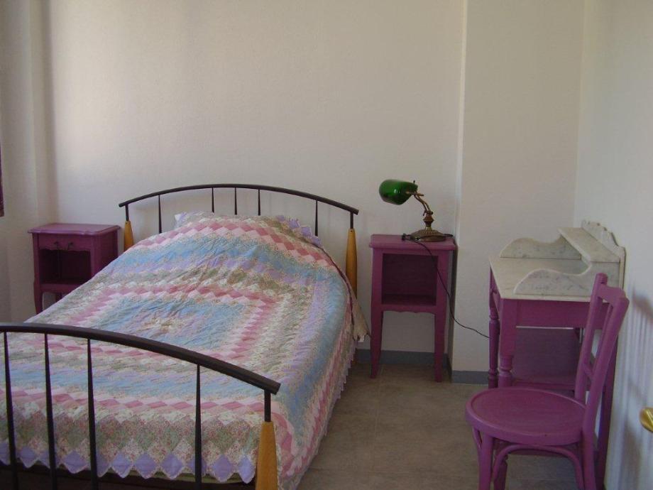 Location vacances Gonfaron, chambre mauve.