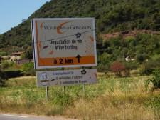 Dégustation de vins à la cave Maîtres Vignerons de Gonfaron