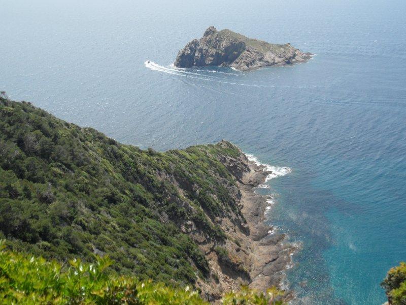 Ilot de la Gabiniere, Port Cros National Marine  Park
