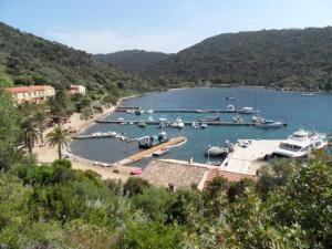 Port Cros harbour