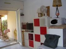 Location studio particulier les Salins d'Hyères