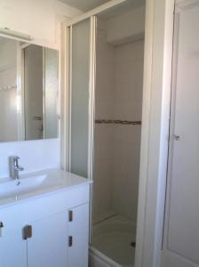 new bathroom apartment les Marines du levant