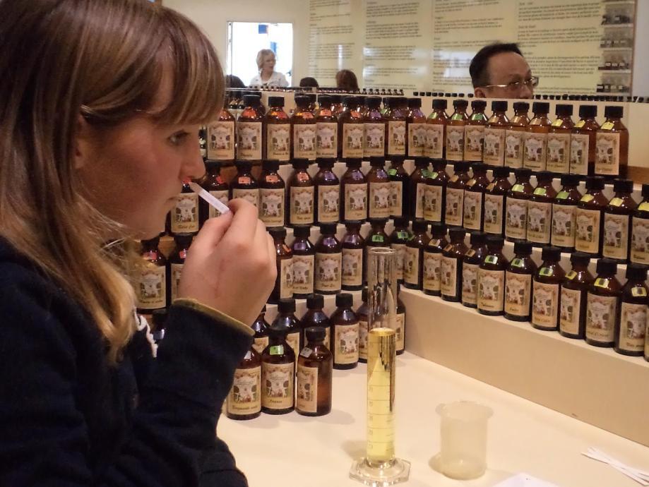 orgue de parfumeur