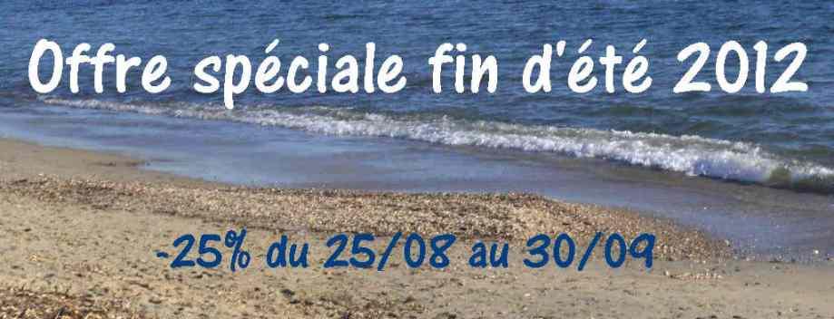 promotion ocation Salins d'Hyères marines du levant septembre 2012