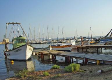 Port Pothuau, port des Salins